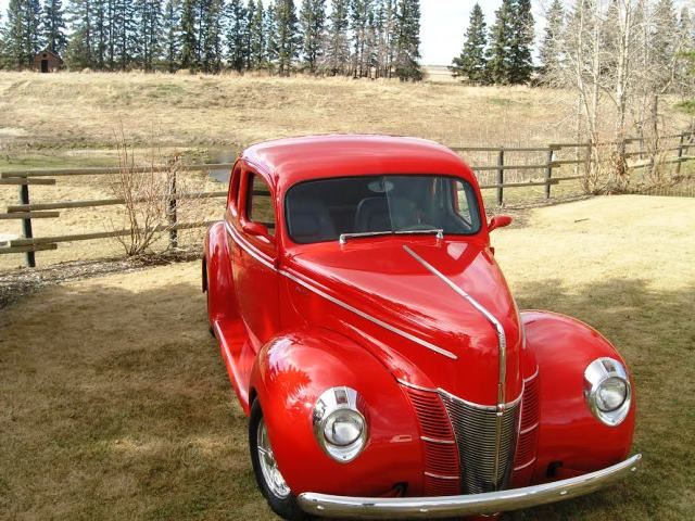 1940 ford deluxe 2 door coupe for 1940 ford deluxe two door business coupe