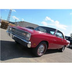 2:15 PM SATURDAY FEATURE! 1969 DODGE DART SWINGER