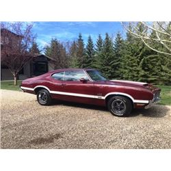 2:30 PM SATURDAY FEATURE! 1970 OLDSMOBILE 442 W-30 COUPE
