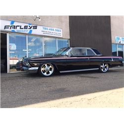 3:00 PM SATURDAY FEATURE!  1962 CHEVROLET IMPALA