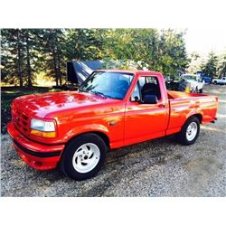 3:30 PM SATURDAY FEATURE! 1993 FORD SVT LIGHTNING