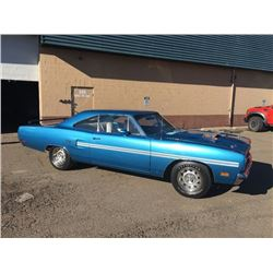 1970 DODGE CORONET RT 440 4 SPEED