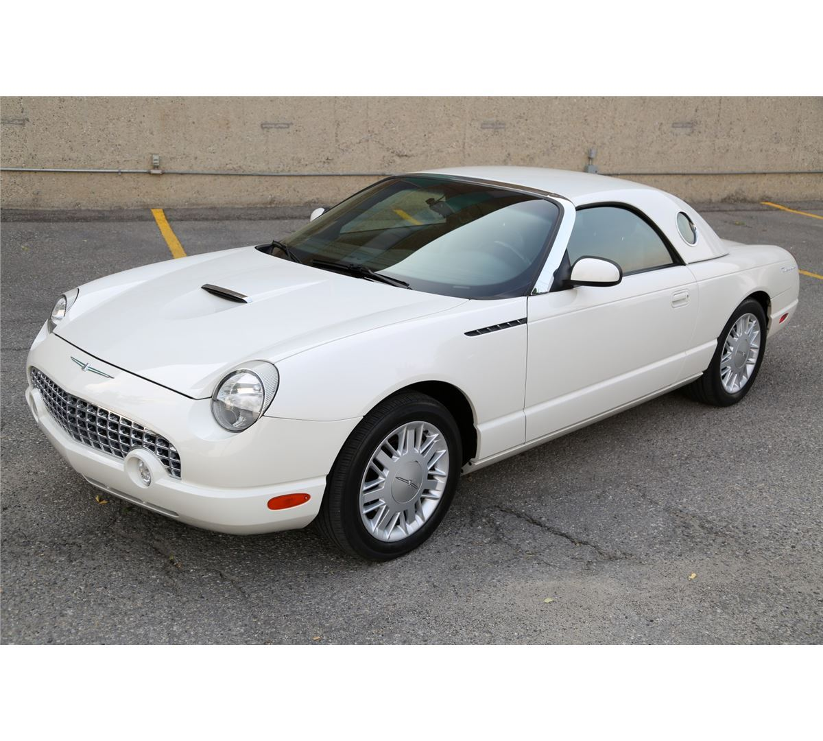 Image 1 2002 ford thunderbird roadster