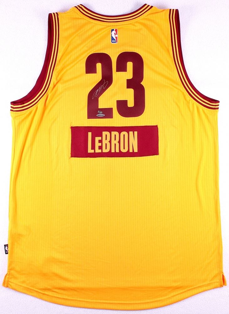 7cf726d94 Image 1   LeBron James Signed LE Cavaliers Adidas
