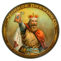 Monroe Brewing Co. Beer Tray