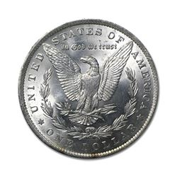 1890$1MorganSilverDollarUncirculated