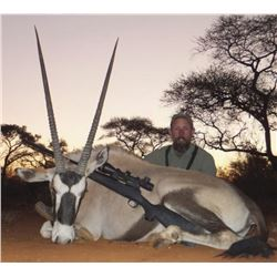 12-day African Plains Game Hunt for Two Hunters -- Includes $3,000 Credit for Trophy Fees
