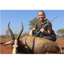 10-day South Africa Plains Game Hunt for Two Hunters-- Includes Four Trophies