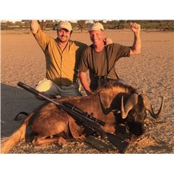 8-day South African Plains Game Hunt for Four Hunters -- Includes 12 Trophies