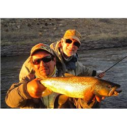 3-day/4-night Patagonia, Argentina Fishing Trip for One Angler