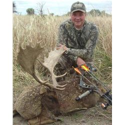 7-day Argentina Big Game Hunt for Two Hunters -- Includes Six Trophies