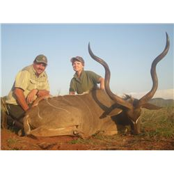 10-day South African Plains Game Hunt for Two Hunters -- Includes Six Trophies