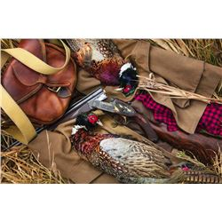 2-day/3-night South Dakota Pheasant Hunt for Two Hunters