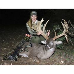 3-day/2-night Texas Whitetail Deer & Exotic Combo Hunt for 2 Hunters & 2 Non-hunters -- $6,000 Credi