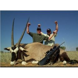 10-day Namibia Plains Game Hunt for Four Hunters