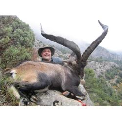 5-day/4-night Spanish Hunt for One Hunter and One Non-hunter
