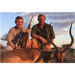 7-day South Africa Plains Game Hunt for Four Hunters--Includes Trophy Fees