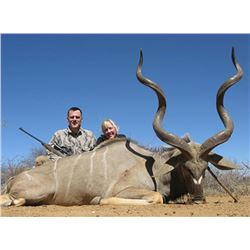 7-day South African Plains Game Hunt for Four Hunters --Includes $1,000 Trophy Fee Credit Per Hunter