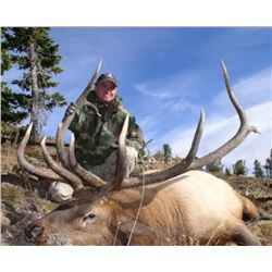 6-day Montana Elk and Deer (Mule or Whitetail) Combo Hunt for One Hunter