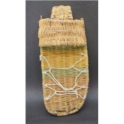 HOPI BASKETRY CRADLE