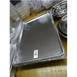Full Size Sheet Pans - 12 Times the Money