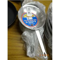 "7"" Satin Finish Fry Pans - 6 Times the Money"