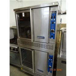 Imperial Gas Double Stack Convection Oven