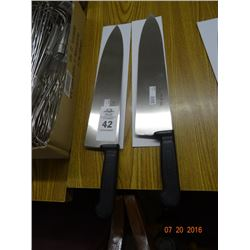 "Chef's 12"" Knives - 2 Times the Money"