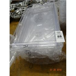 "Full Size by 4"" Cambro Pans - 6 Times the Money"