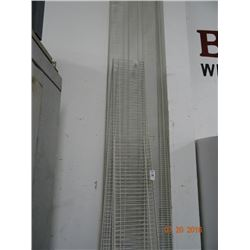 Lot of Wire Shelving - No Shipping