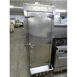 Commerical S/S Gas Smoker