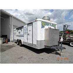 2003 O'Dell Predator Eagle T/A 20' Catering Trailer