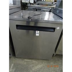 "27"" Delfield S/S Worktop Refrigerator - Tested at 38 deg."