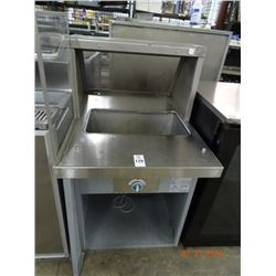 Duke Steam Table Merchandiser