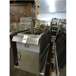 GPG Gas Countertop Fryer