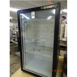 Beverage Air Refrigerated Merchandiser - Tested at 48 deg.