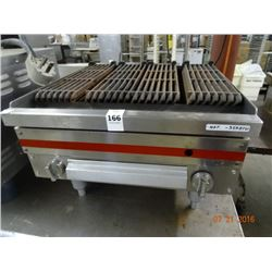 Commercial 2' Gas Char Grill