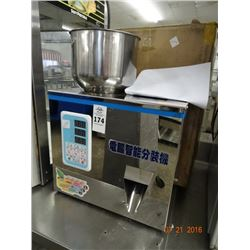 Commercial Powder Weighing & Filling Machine