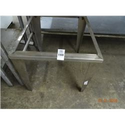S/S Cold Plate Stand