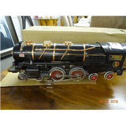 Early Lionel Engine 400E w/Box - Needs to be put together