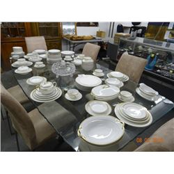 Noritake Dinnerware Set - Service for 12