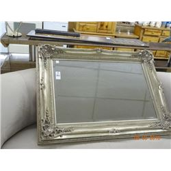 Ornately Framed Mirror - No Shipping