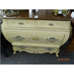 Painted Buffet Cabinet