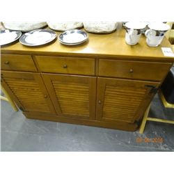 Maple Ethan Allen Server