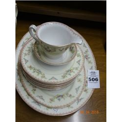 Lot of Hand Painted China