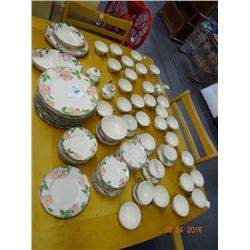 Lot of Franciscan China - Desert Rose