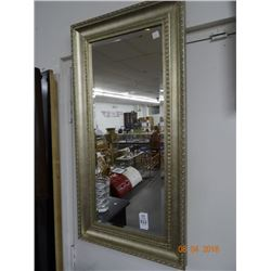 Framed Bevelle Mirror