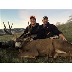 Oregon Blacktail Deer Hunt