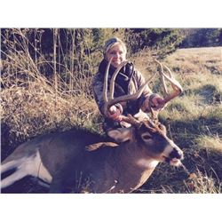 Kentucky Whitetail Rut Hunt
