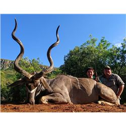 South Africa Kudu and Nyala Hunt